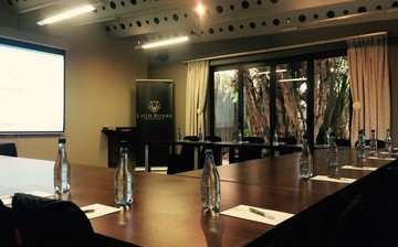 Singa Lodge Conferencing Layout