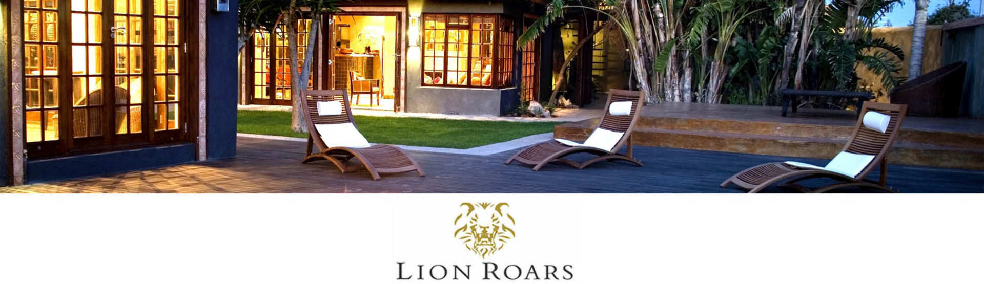 Singa Lodge Port Elizabeth Lion Roars Story So Far